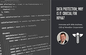 HIPAA Interview with Mike Andrews