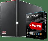 Buffalo-Linkstation-with-NovaBACKUP
