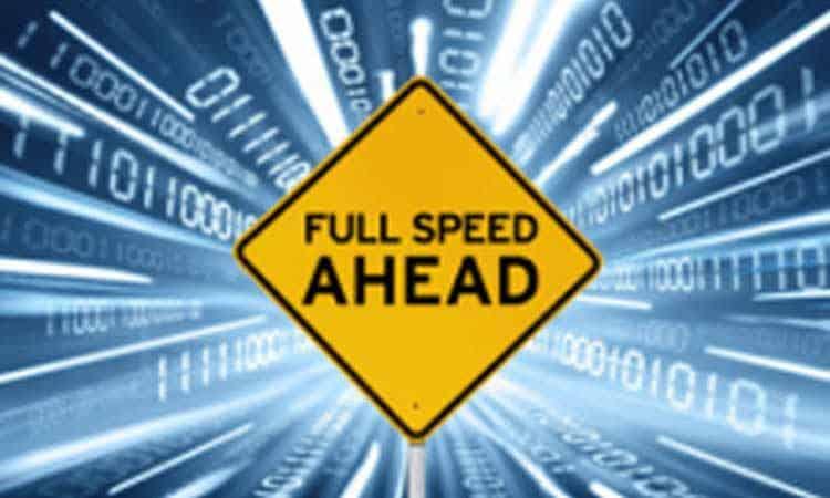 Reaching Your Maximum Backup Speed