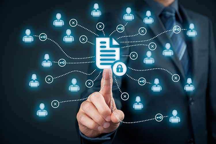 User Rights Management in NovaStor DataCenter v5.3