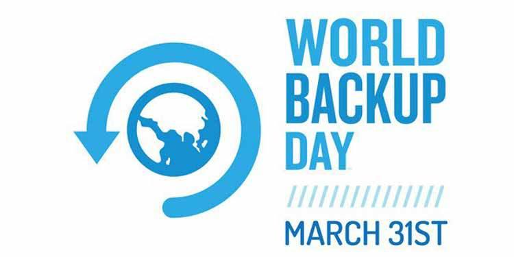 Backup Alarm Reminder on World Backup Day