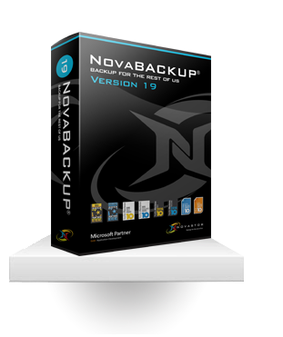NovaBACKUP PC Trial